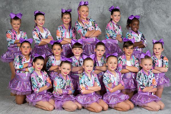 Dance Xtreme Jazz Dance Classes